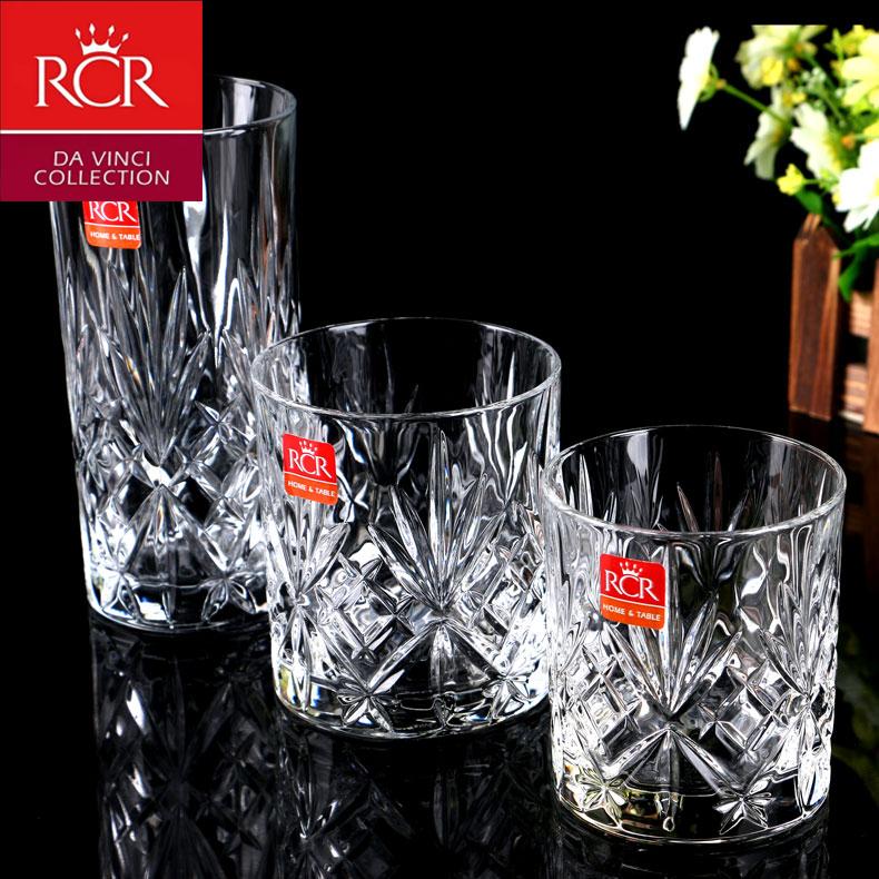RCR kyrstalglas, RCRdesign